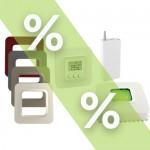 Offerte termostati e domotica