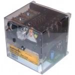 Scatola di controllo, scheda elettronica e fusibile